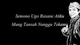 Video Didi Kempot -Tanjung Mas Tinggal Janji Lyric MP3, 3GP, MP4, WEBM, AVI, FLV Oktober 2018