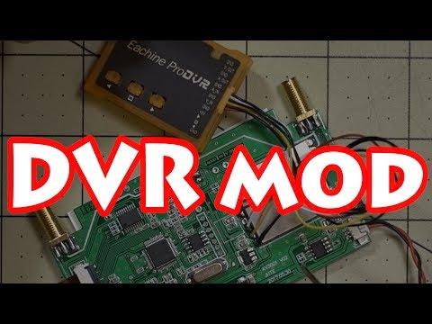 Eachine VR006 FPV Goggles DVR Mod