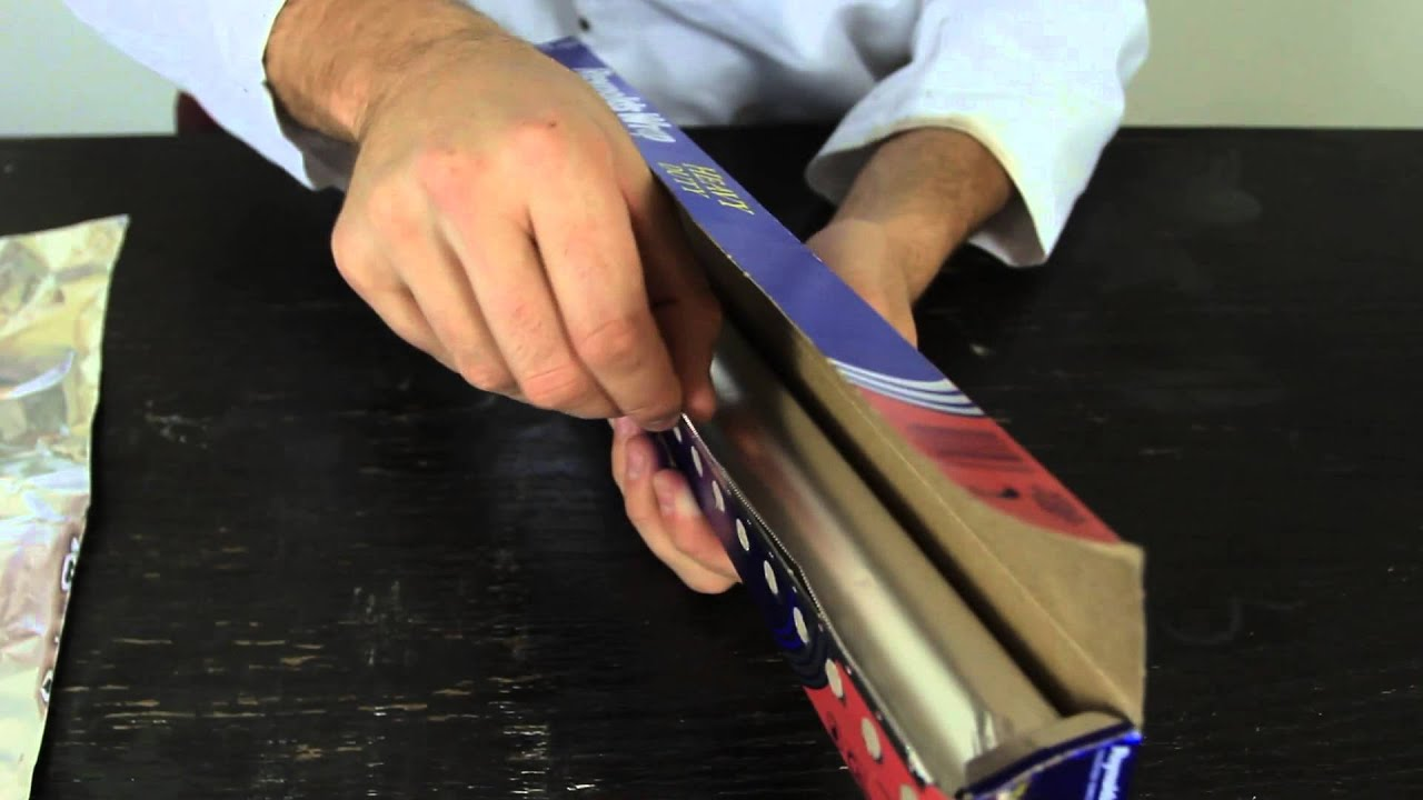 You've Been Using Aluminum Foil Wrong