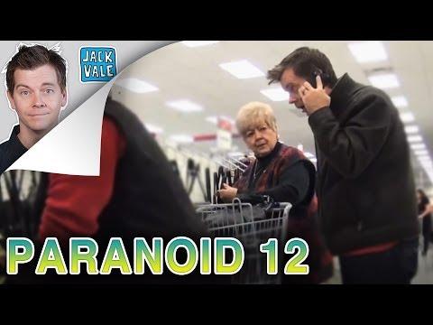 PARANOID 12