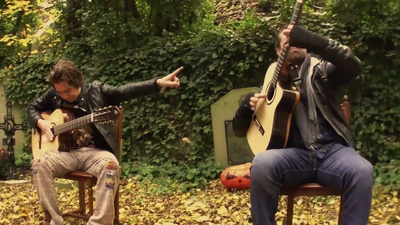 I Want Out (Helloween) Acoustic – Thomas Zwijsen & Ben Woods (Master Guitar Tour)