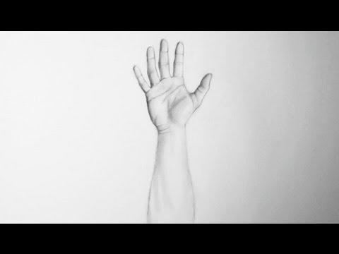 HAND ZEICHNEN – LERNE ONLINE ZEICHNEN – TUTORIAL
