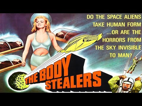 The Body Stealers 1969 Trailer