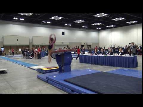 Anastasia Webb, IGI 2017 JO Nationals 9.9