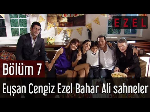 Video Ezel 7.Bölüm Eyşan Cengiz Ezel Bahar Ali Sahneler download in MP3, 3GP, MP4, WEBM, AVI, FLV January 2017