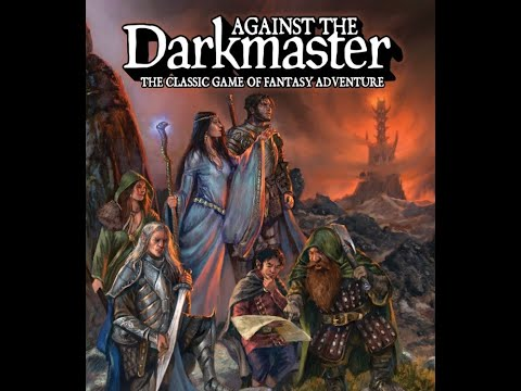 Actual Solo Play: Against the Darkmaster: The Adventures of Thalinmir: First Steps (1)