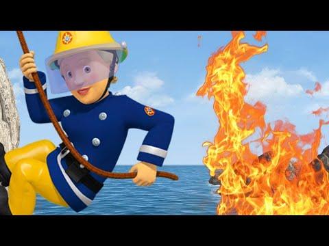 Fireman Sam New Episodes | Penny Morris: the Firefighter Wonder Woman! | Videos For Kids