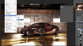 Shooting a $3.6mil Bugatti — Pepper Yandell BTS