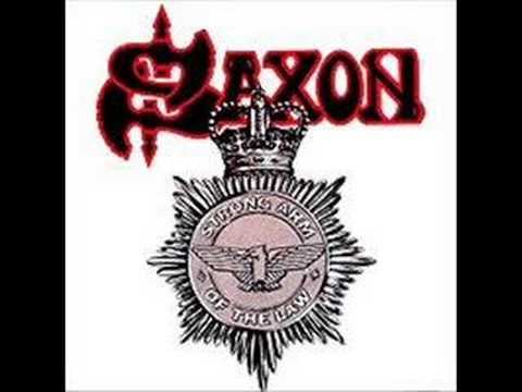 Saxon - Strong Arm of the Law lyrics