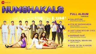Humshakals Full Songs  - Jukebox  Saif, Ritiesh, Bipasha, Tamannah & Esha  Himesh Reshammiya