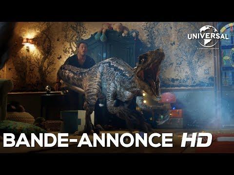 Jurassic World: Fallen Kingdom   Bande-Annonce 3   VF (Universal Pictures)