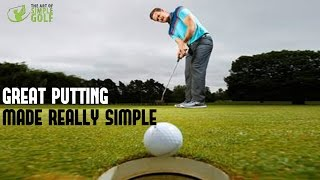 Video Golf Putting Stroke Made Simple: Principles To Improve Putting Stroke MP3, 3GP, MP4, WEBM, AVI, FLV September 2018