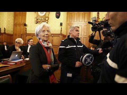 Ένοχη για «αμέλεια» η διευθύντρια του ΔΝΤ Κριστίν Λαγκάρντ