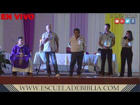 IMPRESIONANTE - EVANGELICOS VUELVEN Y LA IGLESIA con el PADRE LUIS TORO - EN VIVO PARAGUAY