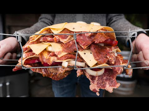 This BBQ recipe is pure GENIUS! in a weird way