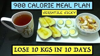 Find out how to lose weight fast with Vicky's Egg Diet Plan  10 Kgs in 10 Days / 22 LBS. 900 Calorie Diet Plan. 4 Simple Ingredients, Low Cost, Effective, E...