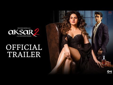 Aksar 2 Official Trailer Zareen Khan