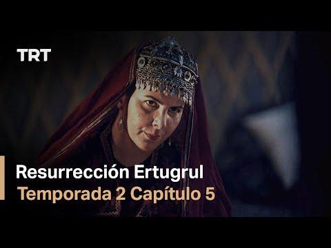 Resurrección Ertugrul Temporada 2 Capítulo 5