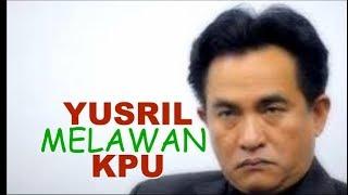 Download Video Dipidanakan Yusril, Komisioner  KPU Terancam Dipenjara. Bagaimana Nasib Pemilu 2019? MP3 3GP MP4