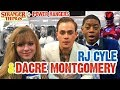 Stranger Things DACRE MONTGOMERY Scream's RJ CYLE Talk Power Rangers at the World Premiere!