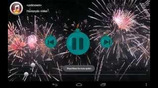 HD Fire Cracker - Music Surge YouTube video