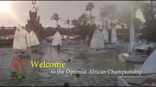 OPTIMIST AFRICAN CHAMPIONSHIP 2017