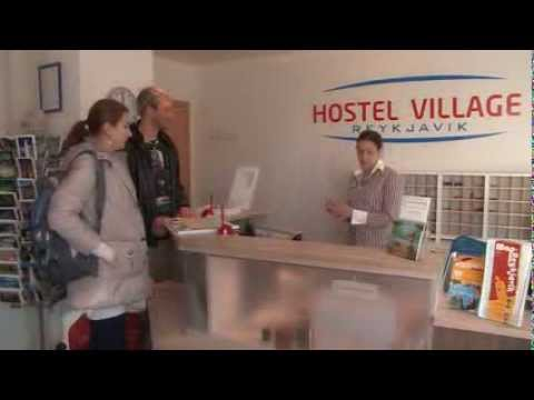Video Reykjavik Hostel Village