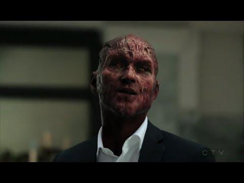 Lucifer S03E24 : Lucifer kills Cain and Chloe Decker saw the Real Face of Lucifer
