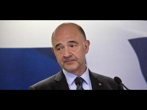 Griechenland-Krise: EU-Kommissar Moscovici greift Europäische Union scharf an