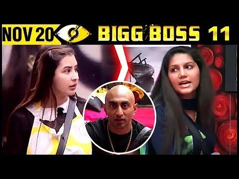 Hina Khan Targets Vikas, Sapna ANGRY Fights With S