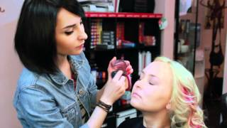 нижневартовск парикмахерские сделать прическу и макияж телефон