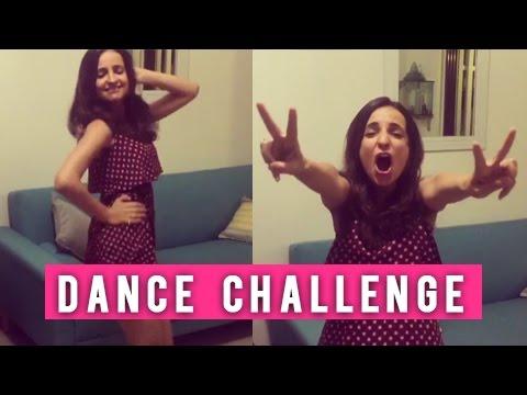 WOW! Sanaya Irani Completes Mouni Roy's Dance CHAL