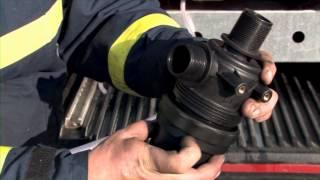 Extinción de vehículo a base de espuma, Equipo FAS