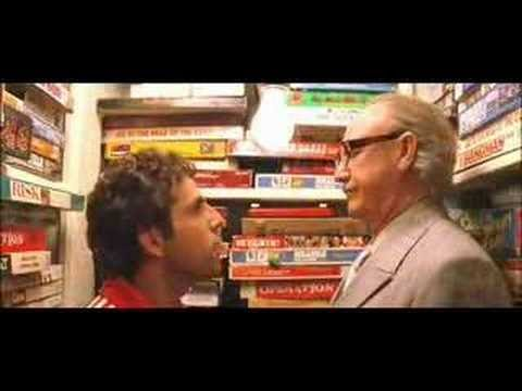 Tenenbaums - Great scene between Gene Hackman and Ben Stiller in Wes Anderson's Royal Tenenbaums.