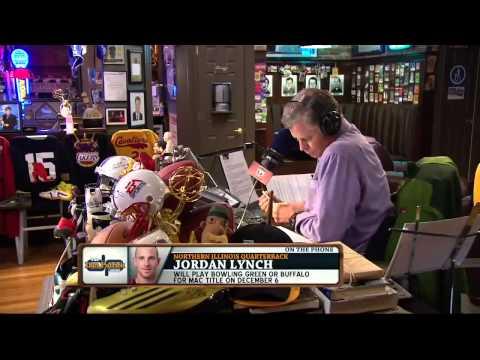 Jordan Lynch Interview 11/27/2013 video.