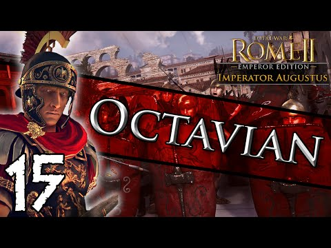Octavian - 15 of my Total War: Rome II - Imperator Augustus: Octavian Campaign Total War: Shogun 2 - Fall of the Samurai Faction Vote: https://www.youtube.com/watch?v=aS5BSV6YuII Kingdom Come: ...