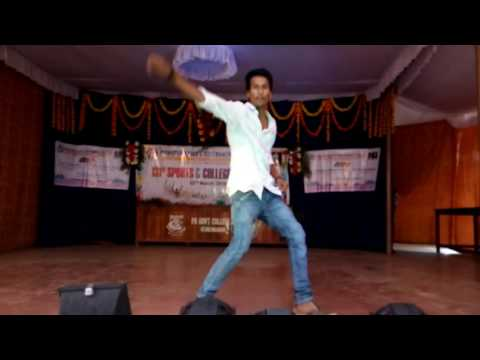 Down Down Dappa Awesome Dance Performance By M Raju