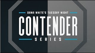 Nonton Dana White S Tuesday Night Contender Series Week 3  Pre Fight Show Film Subtitle Indonesia Streaming Movie Download
