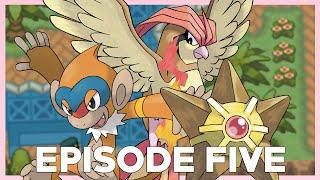 Pokémon BLAZED GLAZED FITLOCKE w/ Nappy - Ep 5 All Pokémon are High by King Nappy