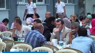 Zeytinburnu Belediyesi Sokakİftarı Veliefendi  Mahallesindeydi