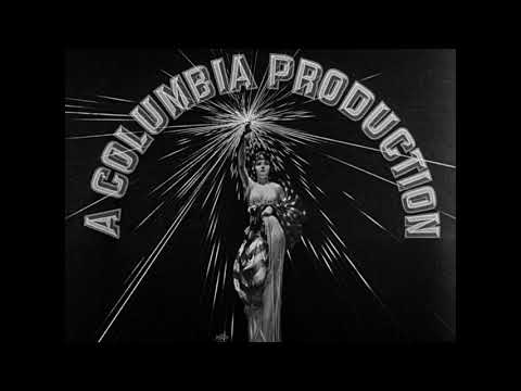 """Columbia Pictures in """"It Happened One Night"""" (1934)"""