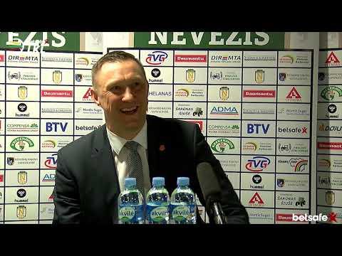 """Betsafe–LKL"" komentarai: ""Nevėžis"" - ""Juventus"" [2019-04-20]"