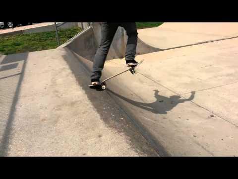 Day At Lenexa Skate Park :D