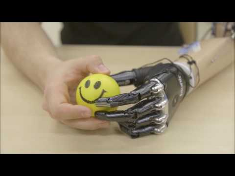 Bionic Limbs for Improved Natural Control (BLINC)