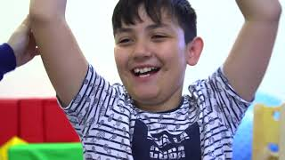 "Как ""Казцинк"" и Фонд Булата Утемуратова помогают детям с аутизмом."