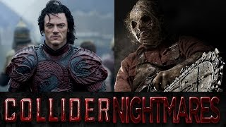 Dracula In Universal Monster Movies, Leatherface Update - Collider Nightmares by Collider
