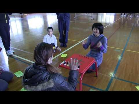 種子島の学校活動:安城小学校1年生生活科まつり