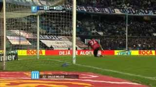 Download Lagu Gol de Milito. Racing 1 - Arsenal 0. Fecha 4. Torneo Primera División 2014. FPT Mp3