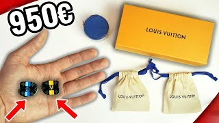 Les AirPods Louis Vuitton à 950€ !