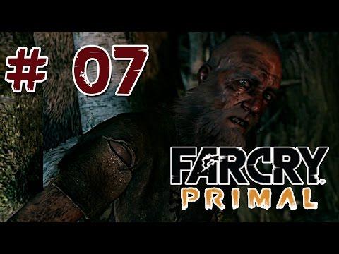 FAR CRY PRIMAL #7 - Wogah mijou em mim e quase domei um tigre-dente-de-sabre (gameplay em português)